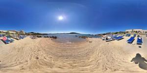 Santo Stefano Island Beach