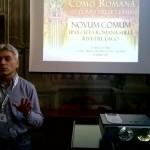 La presentación de Como Romana