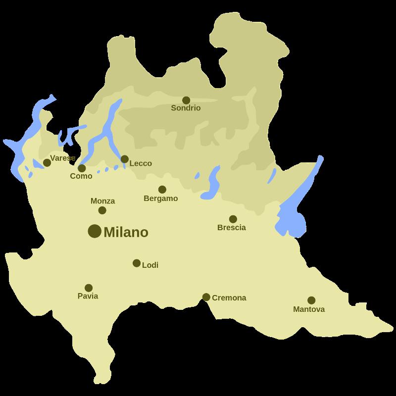 TOURS – Lac de Côme – Visites guidées – Itinéraires – Lombardie