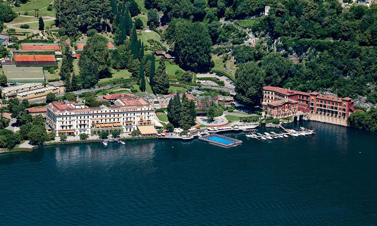 Villa D Este Golf Lake Como