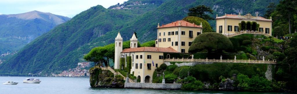 Villa Balbianello Comer See: Führung