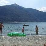 Visitando Lago Como