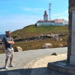 leader du Tour du Portugal Cabo da Roca