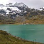 Il ghiacciaio del Bernina