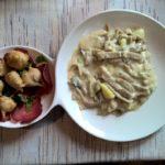 Degustazioni di cibo italiano nel tour del Bernina