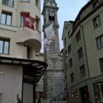 Sankt Moritz center