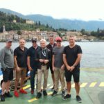Ferry boat to Varenna