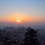 Bergamo sunrise
