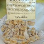 Bergamo ravioli Casoncelli