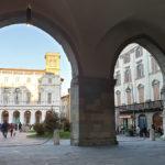 Bergamo Piazza Vecchia Palazzo della Ragione