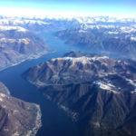Lago di Como vista