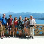 Lake Como from Villa Balbianello