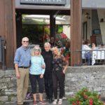 Lunch in Bellagio