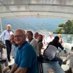 Villa Balbianello by boat