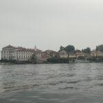 Isola Bella Lake Maggiore in winter