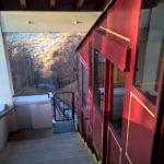 Lugano funicular to Monte Brè
