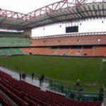 Milan San Siro Soccer Stadium tour