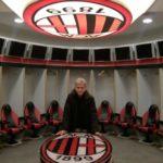 Milan San Siro guided tour