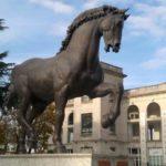 Milano Leonardo Horse